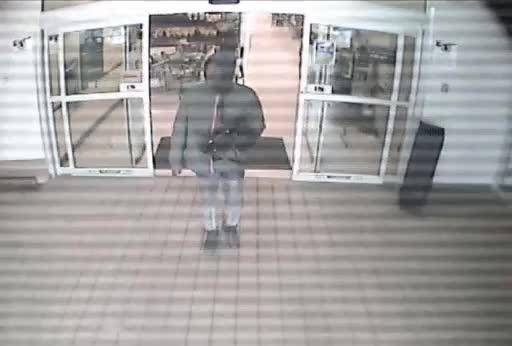 Police seek this suspect, accused of stealing a purse from a woman shopping at a Kroger on Michigan Avenue.