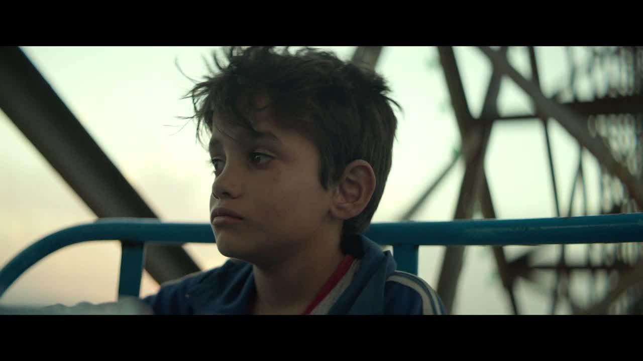 A boy sues his parents for having him. It's a brutal but worthwhile look at poverty and identity.