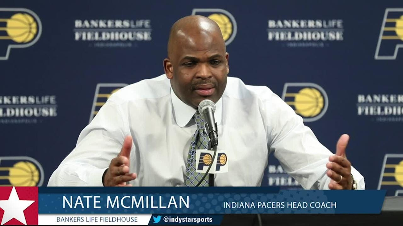 McMillan talks about his starters dominating...