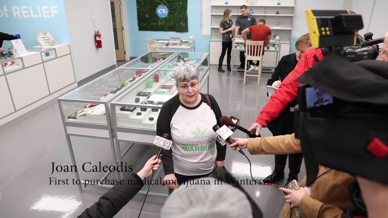 Dispensary Opens in Wintersville