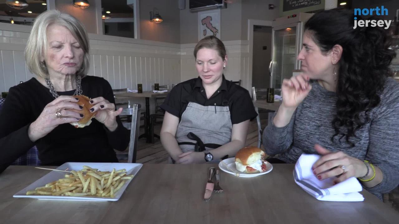 Part of our Ridgewood food crawl, we stop by Stella Artisan Italian.