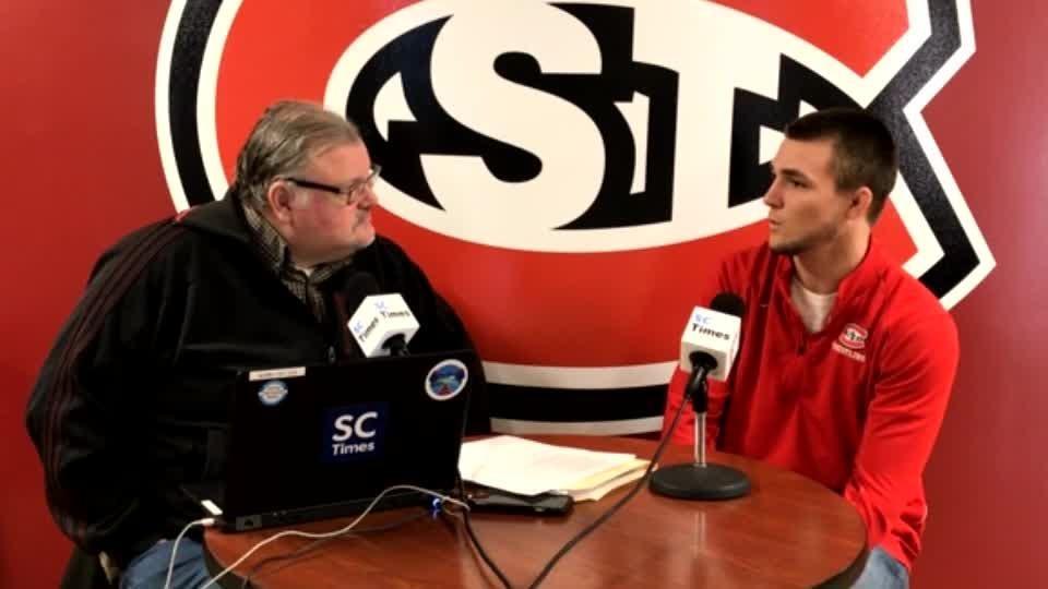 Watch live: SCSU Sports Chat with Tom Elliott (01-16-19)