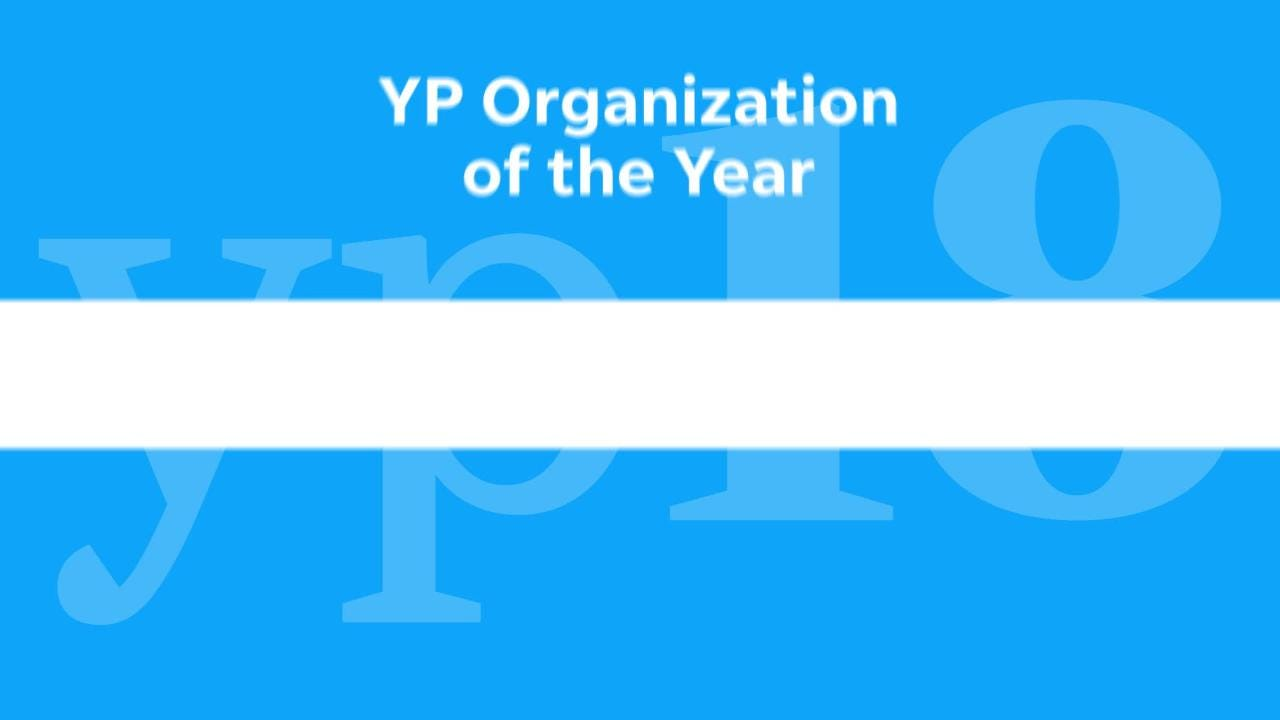2018 YP of the Year Awards finalists