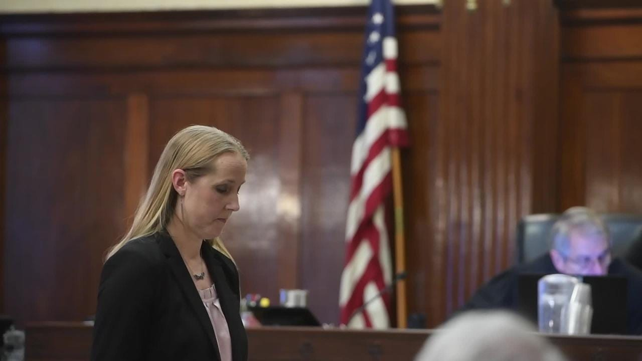 Robin Richardson faced trial in the 2015 murder of Tim Fry, her boyfriend of the time.