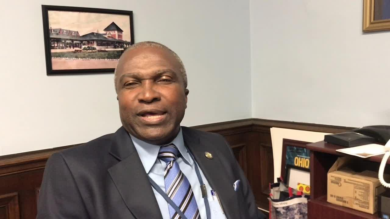 Plainfield Mayor Adrian O. Mapp discusses the many city benefits of the forthcoming Quinn at Sleepy Hollow and Muhlenberg Medical Arts Complex.