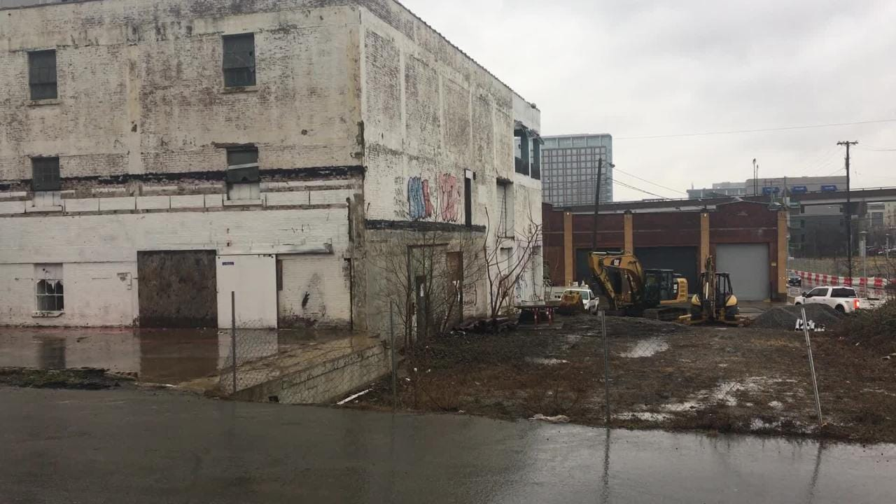 The development is one of many in the works for the 11th Avenue corridor, which will get a total makeover in the next few years.