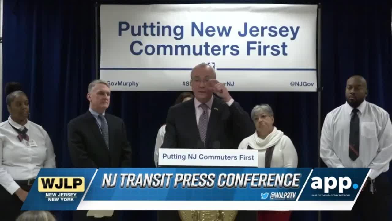 Missile Defense Review Announcement; NJ Transit Press Conference