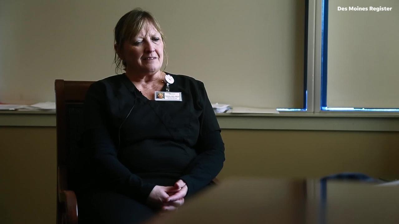 Mental Health In Iowa Rural Hospital Strives To Keep Psychiatric