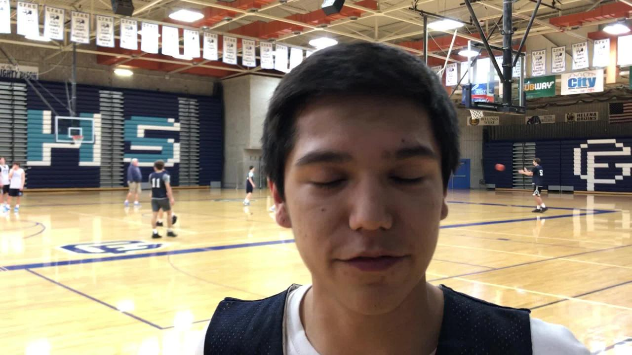 Great Falls High senior point guard plans to study fashion design in college