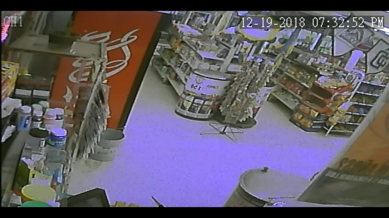 The Socorro police need help finding the man who robbed Abuelita Mini Market, 11536 Socorro Road, on Saturday, Dec. 19, 2018; call 858-6983.