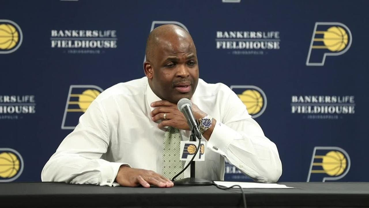 Pacers McMillan says team missed shots, didn't defend as they should have.