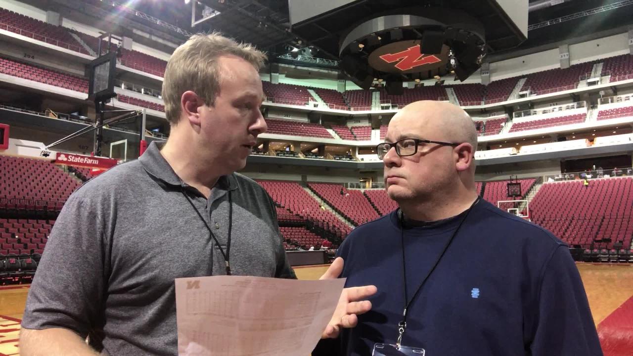 Lansing State Journal columnist Graham Couch and Freep beat writer Chris Solari analyze MSU's 70-64 win at Nebraska.