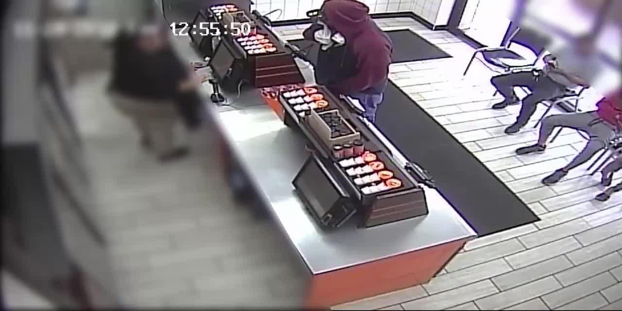 Little Caesars Robbery suspect