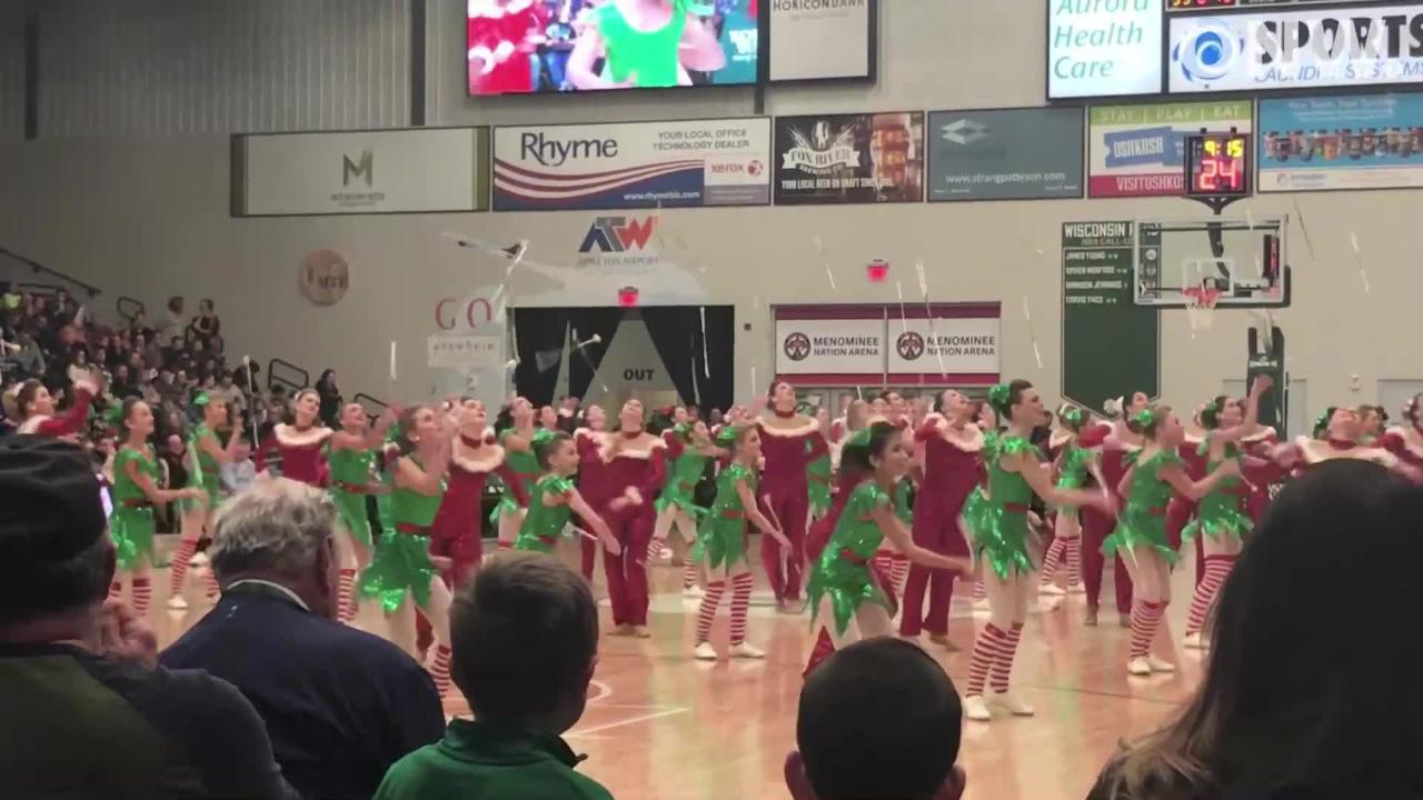 a8b5455de Wisconsin Herd celebrates strong fan base despite losing season