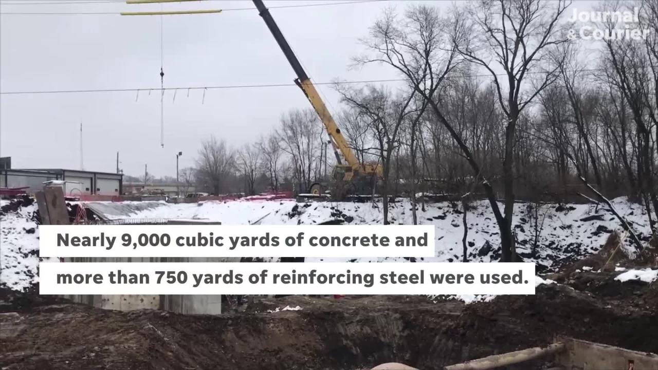 The $23.1 billion project is wrapping up and will help keep 200 million gallons of sewage out of the Wabash River.