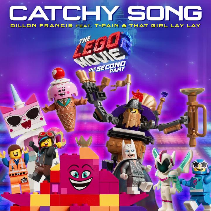 """Everything is not awesome with the new song from """"The Lego Movie: The Second Part."""""""