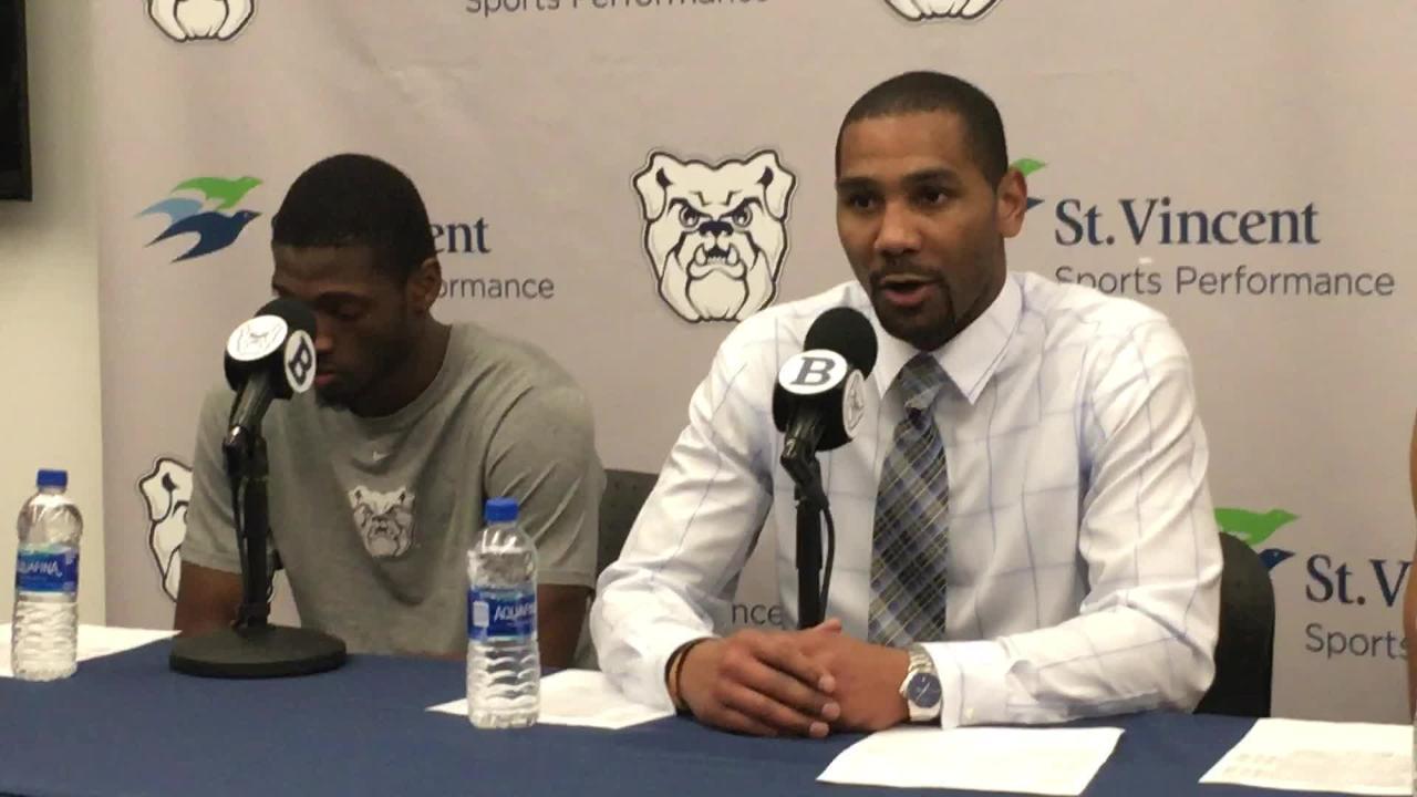 LaVall Jordan recaps St. John's game
