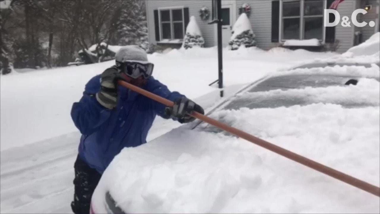 Rochester weather: 'It's why we live here, right?'
