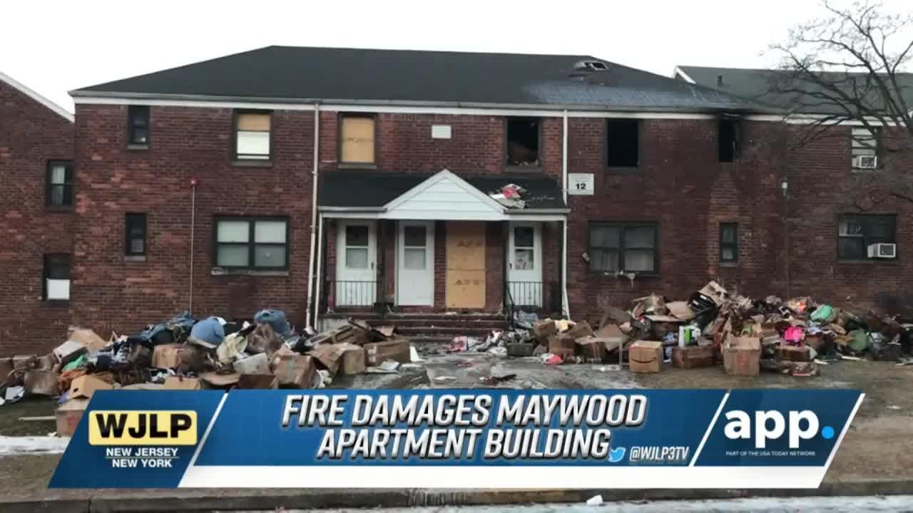 Martin Luther King Jr. Day; Fire damages Maywood apartment complex
