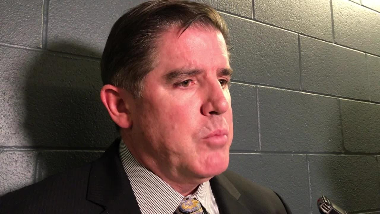 Predators coach Peter Laviolette on his 600th career victory