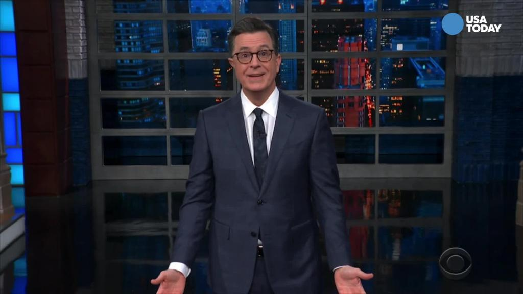 Colbert: 'We went from BuzzFeed to buzzkill'