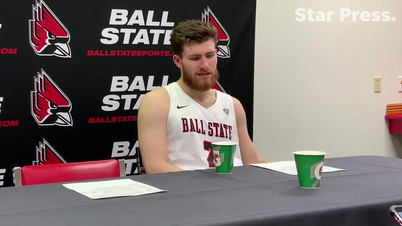 Tayler Persons and K.J. Walton discuss how Ball State recovers from losing four of five.
