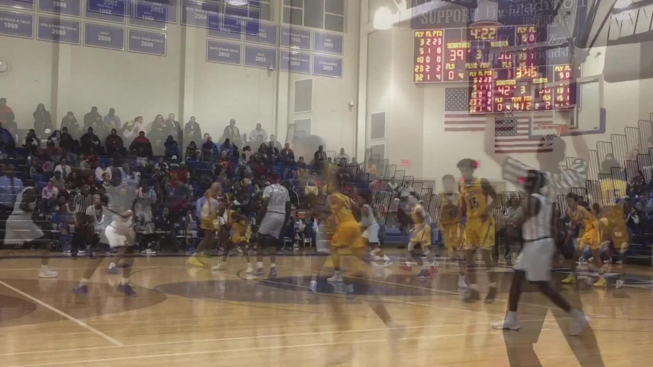 Dover boys hold off Caesar Rodney