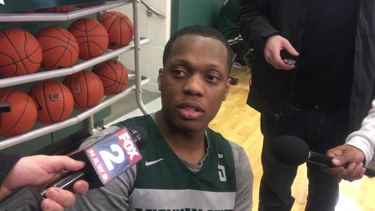 Michigan State basketball hits road for Iowa, Purdue in back-to-back games