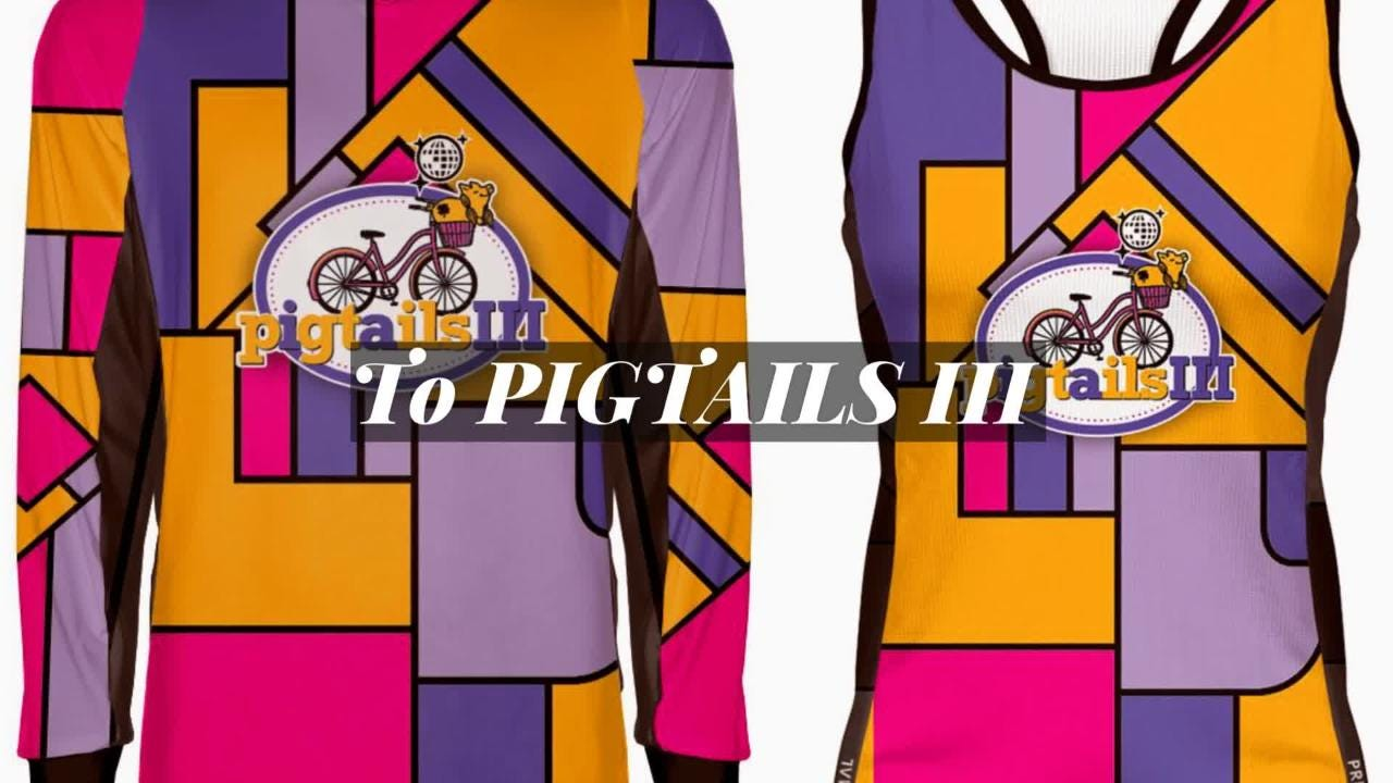 RAGBRAI's Pigtails is back for another year.