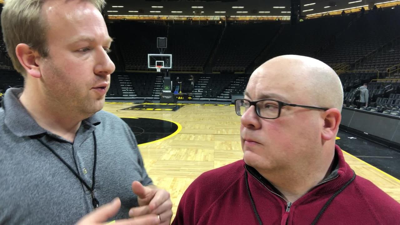 Lansing State Journal columnist Graham Couch and Freep beat writer Chris Solari break down the Spartans' 82-67 win at Iowa.