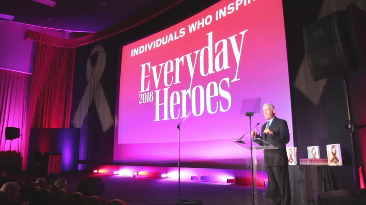 The Desert AIDS Project's 5th Annual Everyday Heroes Awards ceremony was held on Nov. 30. See the highlights.