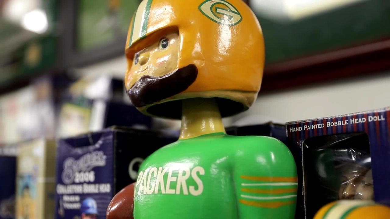 Packer City Antiques owner Mike Worachek has seen many interesting items coming through his door in the last 26 years.