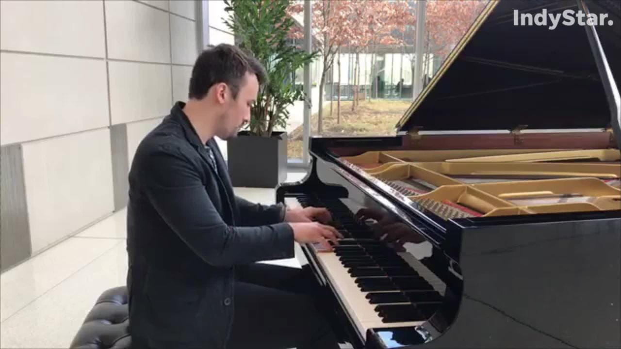 Dave Meder is the one of five jazz-pianist finalists to compete to win the 2019 American Pianists Awards in Indianapolis.