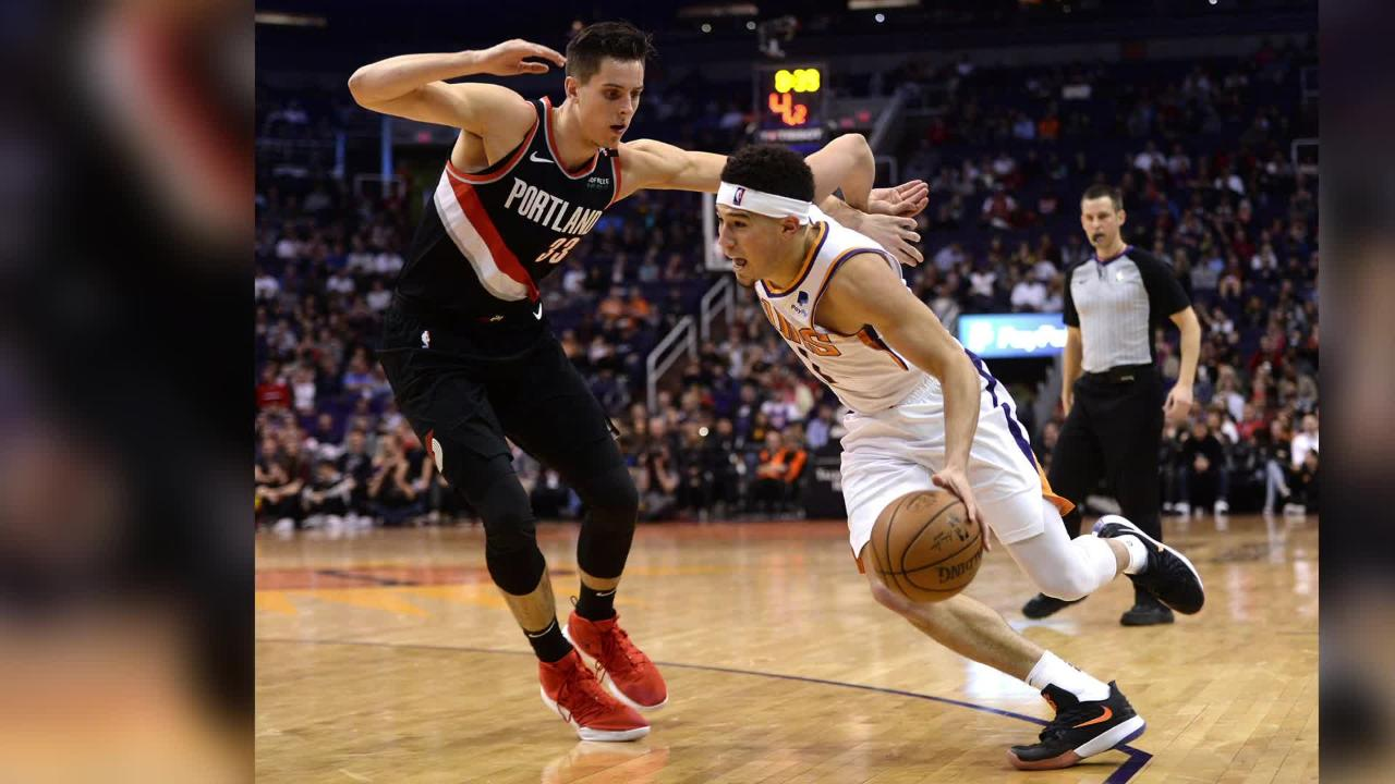Sports Editor Mark Faller and columnist discuss the Suns arena deal and Devin Booker's recent antics. Oh, and A.J. Pollock's signing with the Dodgers.