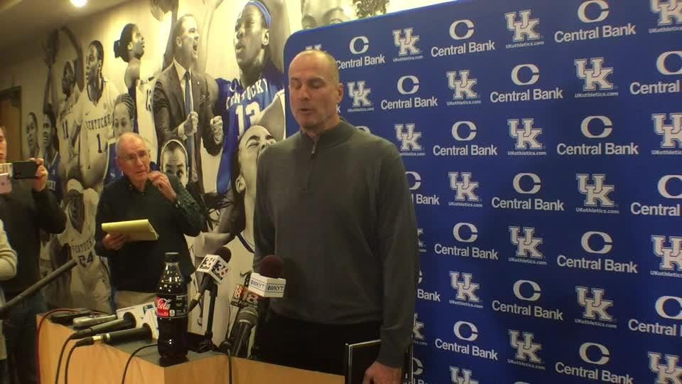 ESPN analyst Jay Bilas sees progress and the potential for more growth from Kentucky.