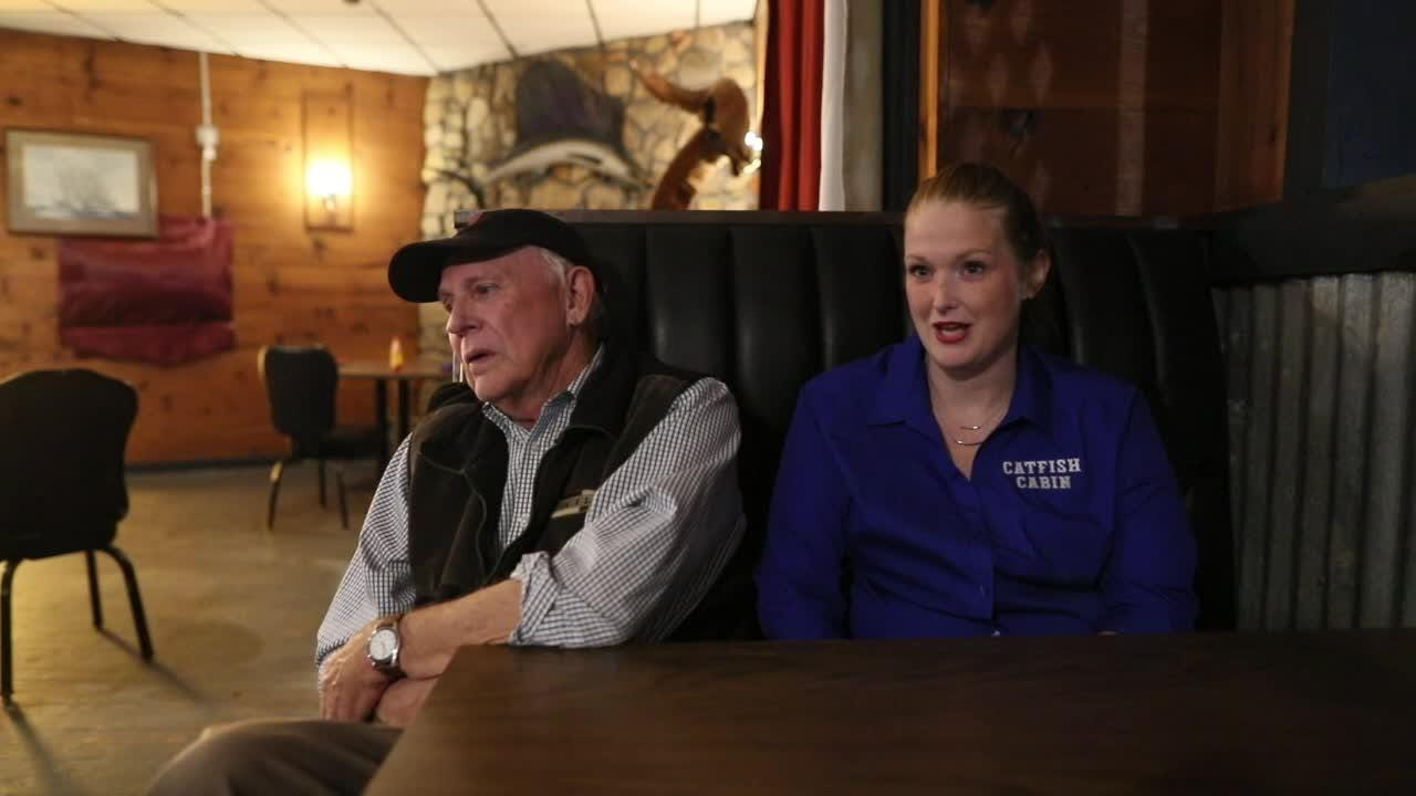 Catfish Cabin owners Charles and Rachael Ezell reflect on their experience with Gordon Ramsay's '24 Hours to Hell and Back'