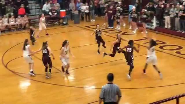 Webster County claimed the top seed for the Sixth District Tournament with a 62-39 win over Henderson County on Friday.