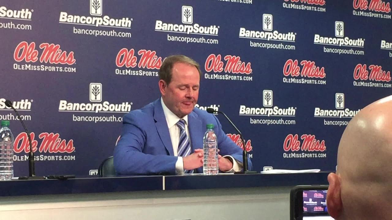 The Ole Miss basketball team lost its third game in four tries on Saturday when the Rebels lost 87-73 versus Iowa State in a ranked battle in Oxford.