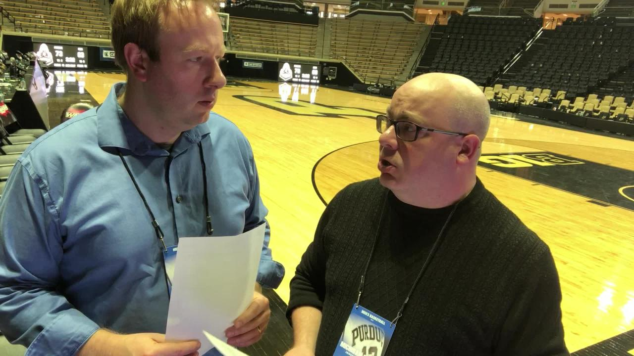 LSJ columnist Graham Couch and Freep beat writer Chris Solari analyze the Spartans at the midpoint of the Big Ten season.
