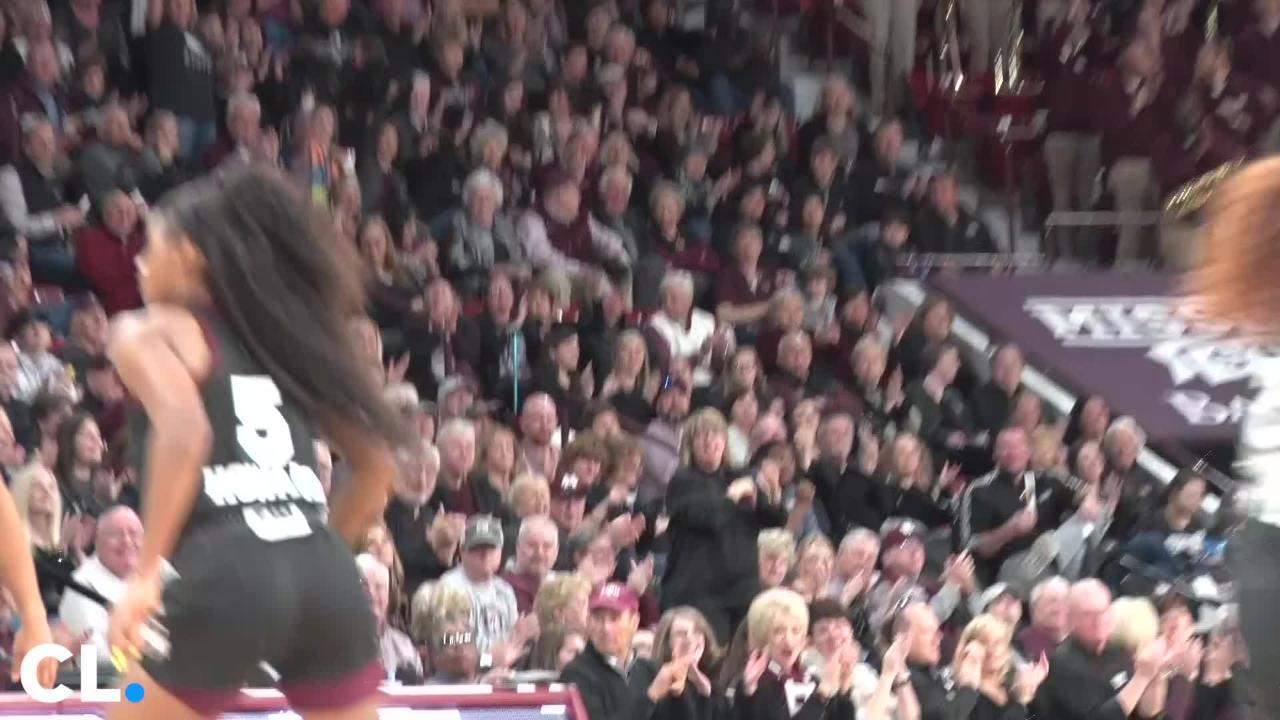 Mississippi State women's basketball dominated Ole Miss on both ends of the court Sunday, coming away with the 80-49 victory.