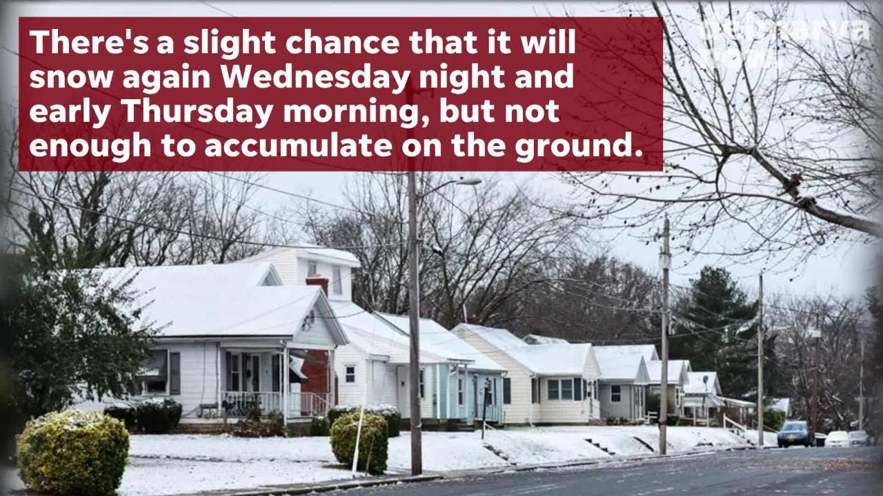 WATCH: Extreme cold, more snow in Delmarva forecast