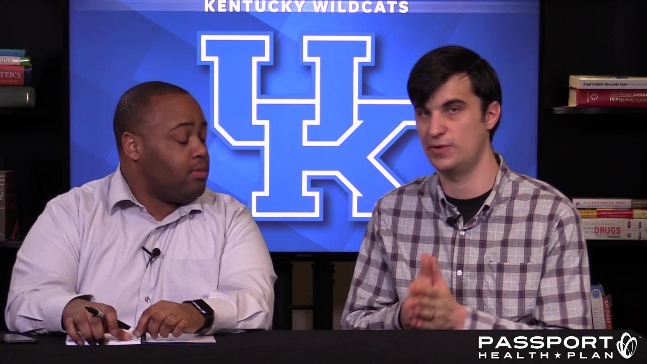 Kentucky football used the majority of its scholarships in November and will be looking for more players to sign in February. Jon Hale breaks it down.