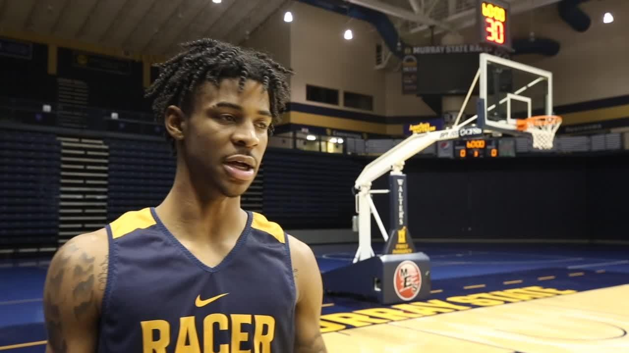 74af7a429887 Murray State star Ja Morant is a potential top-5 NBA draft pick