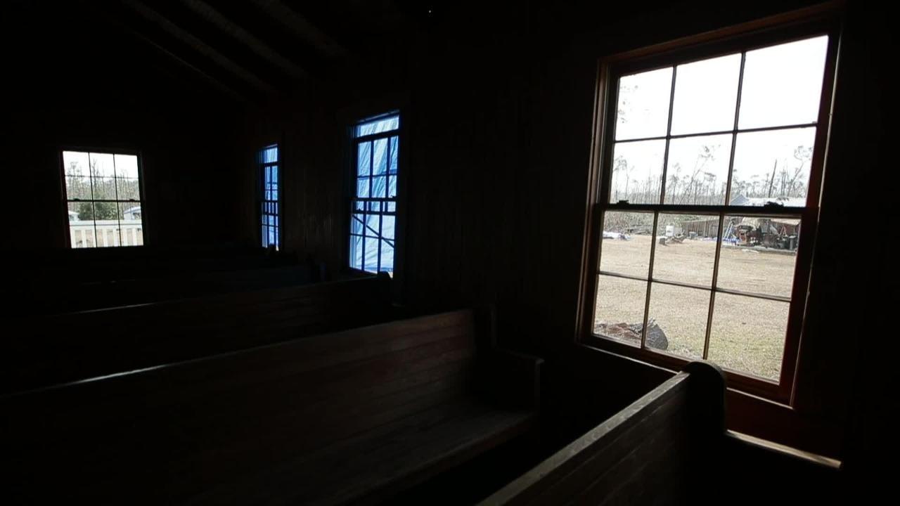 Panhandle Pioneer Settlement rebuilds after Hurricane Michael