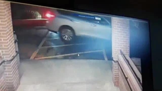 The St. George Police Department is looking for this vehicle which was in the area of the LDS Stake Center fire Jan. 26, 2019.