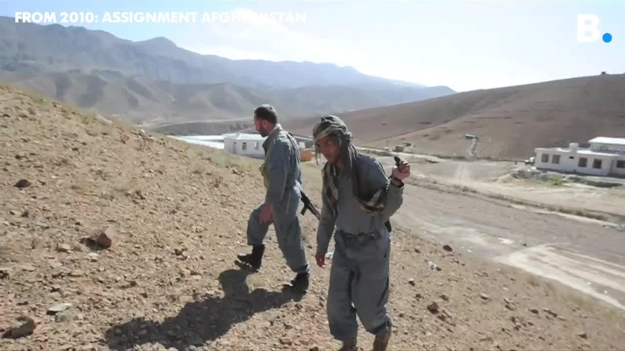 After visiting a friendly village on Sept. 23, 2010, Vermont soldiers return to Dandar to find Taliban influence has turned village against them.