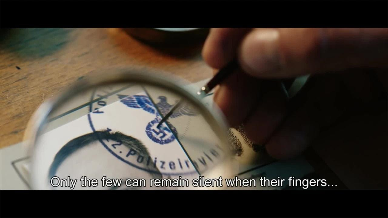 """""""The Invisibles"""" is a half documentary, half feature film that follows the story of four Jews who went into hiding in Berlin during World War II."""