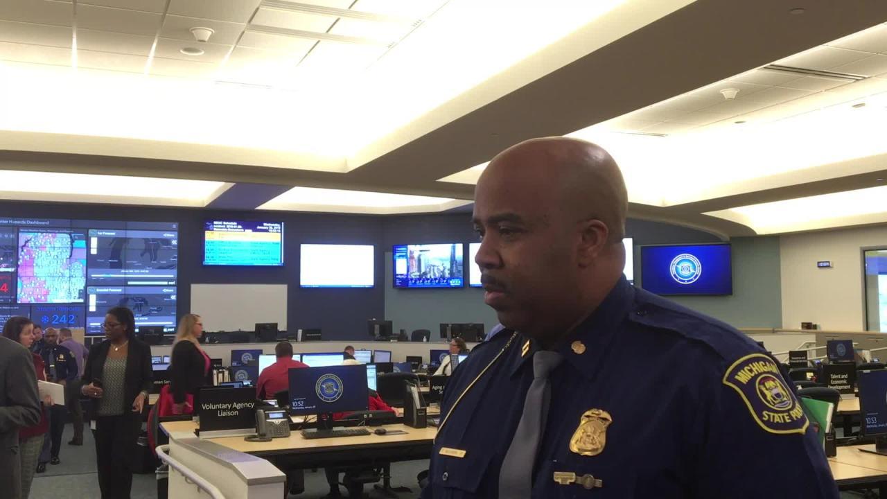 State Police Capt. talks about preparedness