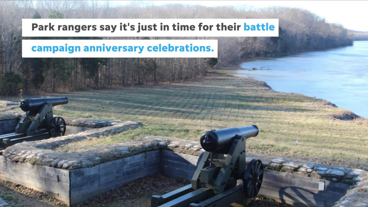 LBL and Fort Donelson have returned to normal operations, now that the government shutdown has ended.