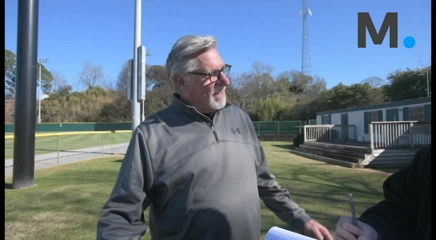 Professional Baseball Hall of Famer Jack Morris remembers playing at Paterson Field in Montgomery, Ala., where he played with the Montgomery Rebels at the start of his pro career.
